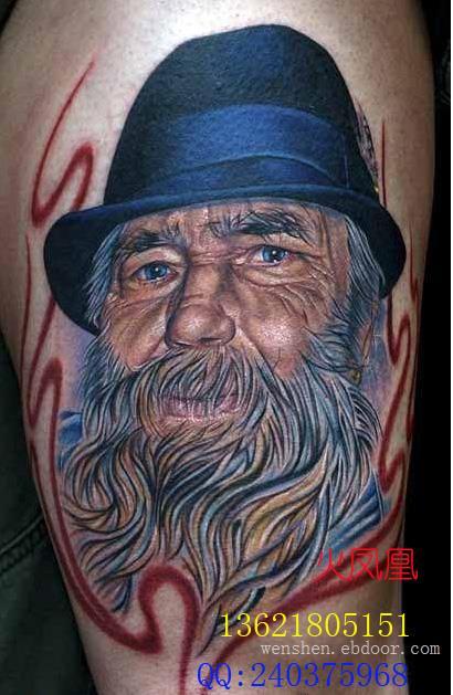 人物纹身图案大全