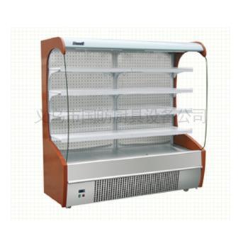 商用立式风幕柜/立式展示柜/点菜柜/超市陈列柜.
