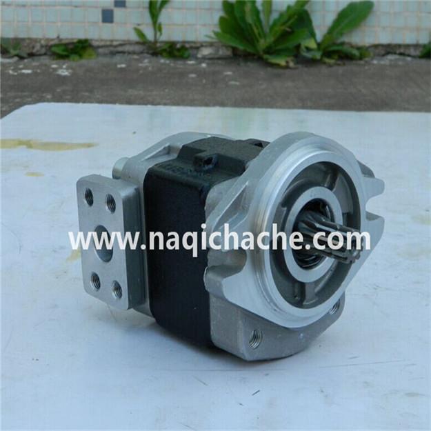 叉车液压齿轮泵 小松12代 14代 小松4d94e液压齿轮泵