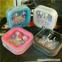 ipod 方盒炫彩糖果耳机