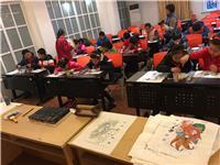 木版年画教学|长宁民俗文化中心