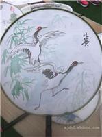 宫扇彩绘艺术