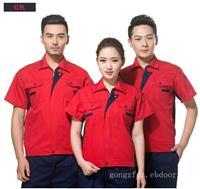 上海夏装工作服定制-上海夏季工作服定制-夏季工作服订制