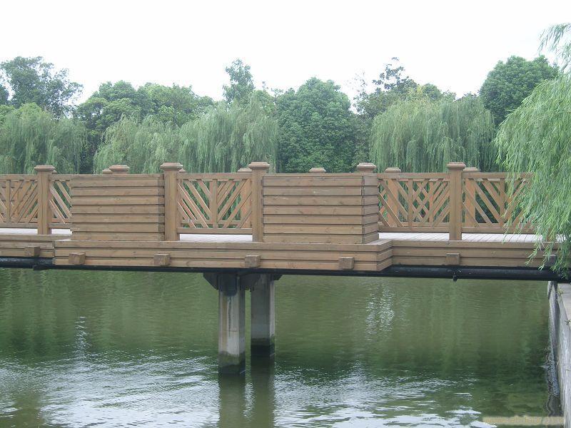 防腐木栅栏安装公司/上海防腐木栅栏设计公司//上海防腐木