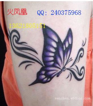 蝴蝶纹身图案大全|hfhws.cn|上海纹身店