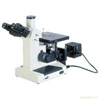 4XC 三目金相显微镜