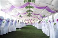 户外婚礼party
