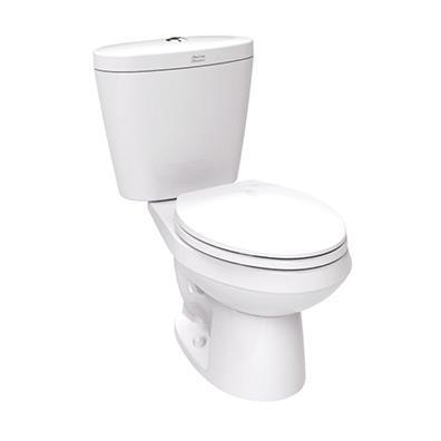恒瑞3.2/4.8升节水型分体座厕(圆型) CCAS2765/2766