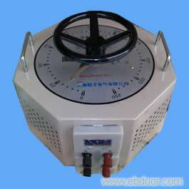 2J 5KVA自耦调压器图片
