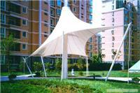 上海钢膜结构篷