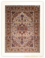 上海手工丝毯/上海波斯经典地毯/上海波斯经典丝毯