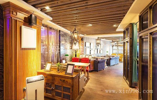 虹口区咖啡店装修设计/虹口区咖啡馆室内装潢/虹口区咖啡馆形象设计