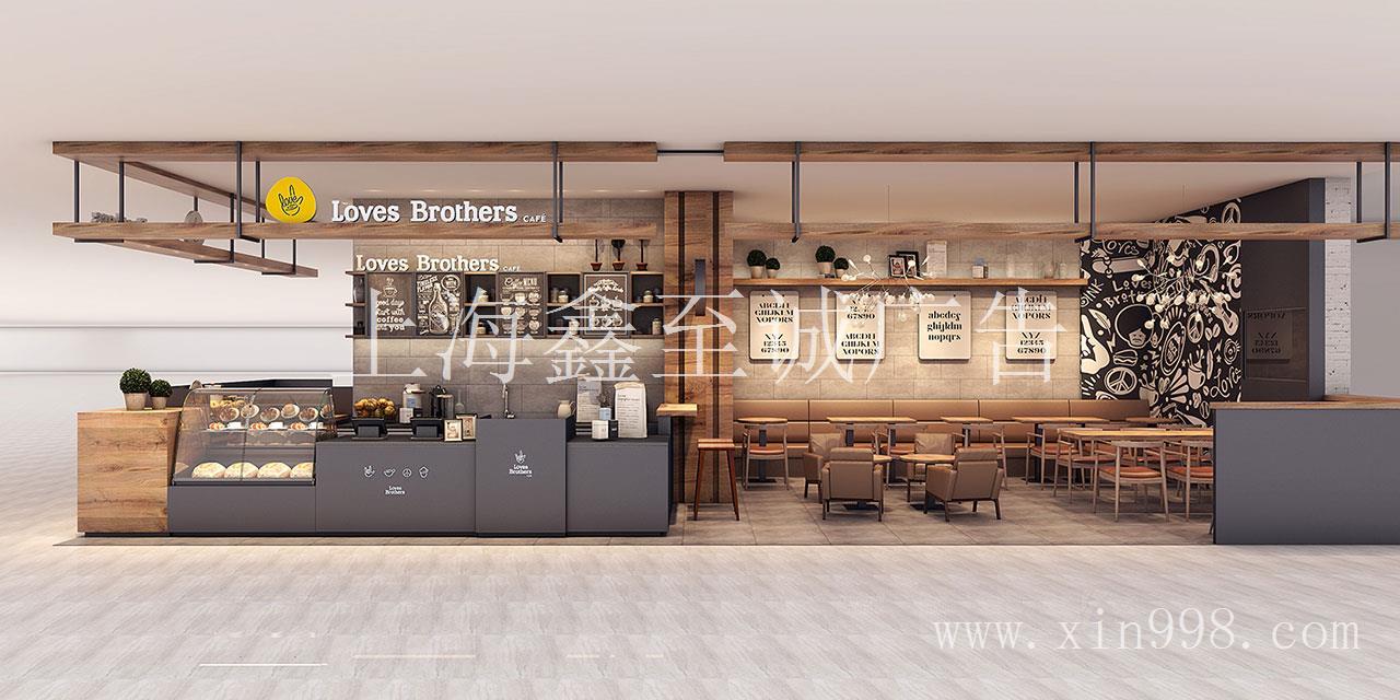松江区休闲咖啡馆设计/松江区创意咖啡厅策划/松江区咖啡厅室内布局