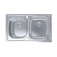 双槽台上厨盆CF-X101.602