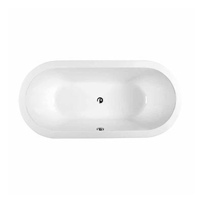 Natural 1.7米铸铁浴缸