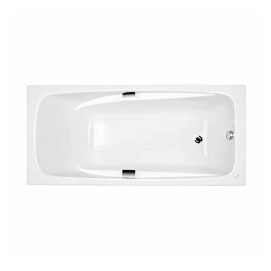 1.7米无裙铸铁浴缸(带扶手)