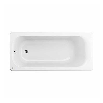 艾迪珂 1.5米无裙铸铁浴缸