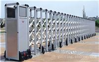 银宝石A:不锈钢电动伸缩门/上海不锈钢伸缩门/不锈钢电动门价格