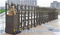 青铜色欧式铸铝门:购买上海电动伸缩门/购买伸缩门/电动门生产厂家