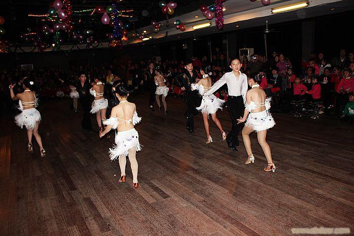 拉丁舞最早起源于拉丁美洲