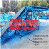 按需订做带裙边爬坡皮带输送机 郑州市500带宽PVC防滑运输机