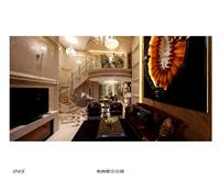 上海商务会所装饰画设计