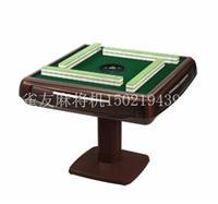 C100单腿机 雀友全自动麻将机商用棋牌桌