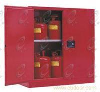 可燃性化学存储柜(红色) 供应实验室设备