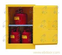 易燃性化学品存储柜(黄色) 供应实验室设备