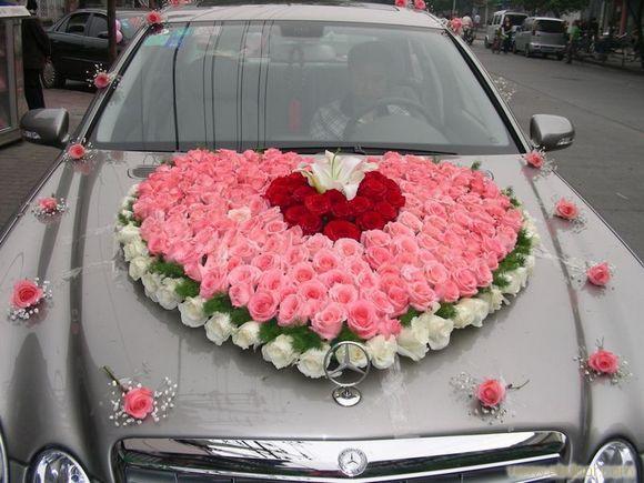婚车装饰_上海 婚车装饰