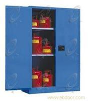 弱腐蚀性化学品存储柜(蓝色) 实验室设备