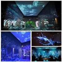 上海3D全息投影餐厅