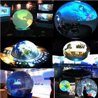 球面融合投影系统