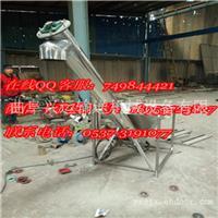 现货供应搅拌螺旋输送机 晋中市不锈钢倾斜式大角度螺旋输送机