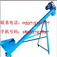 兴运机械批量加工生产直销水泥粉料便捷式螺旋输送机