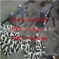 兴运厂家批量生产石灰粉沙子大倾角管链式上料机