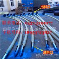 电动软管吸粮机加工定做 高粱水稻软管抽粮机