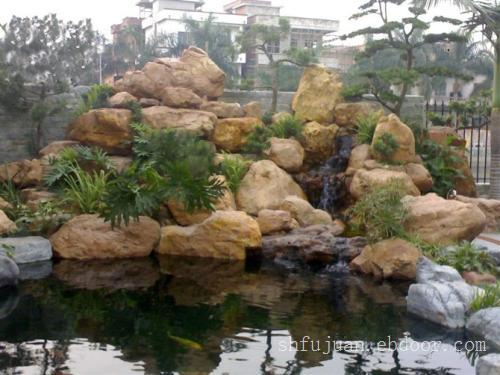 上海假山电话_上海假山