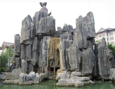 上海假山景观设计