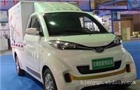 上海宝琪电动物流车租赁
