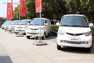 上海物流电动车租赁价格