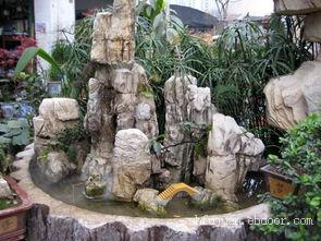 上海假山装饰设计