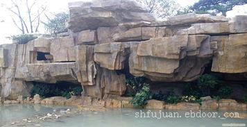 上海假山创意设计