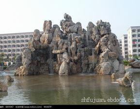 上海假山创意定做