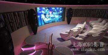上海家庭影院设计安装