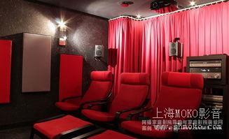 上海私家影院设计安装_价格