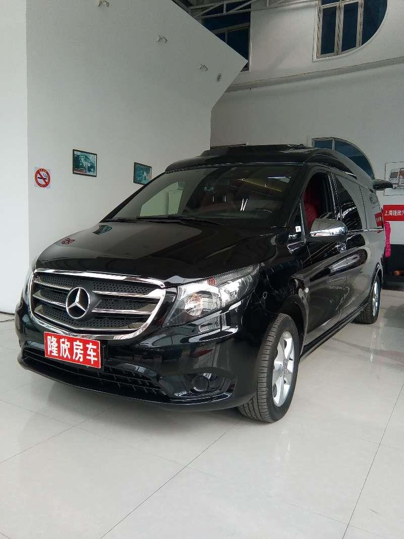 2018最新款威霆商务豪华房车-红火版