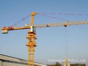 上海塔吊租售厂家