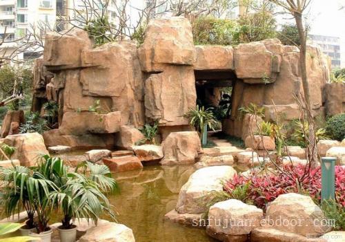 上海假山景观设计-价格