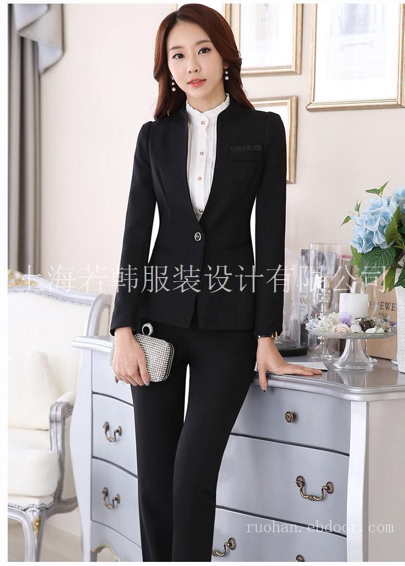 上海女西服订制公司